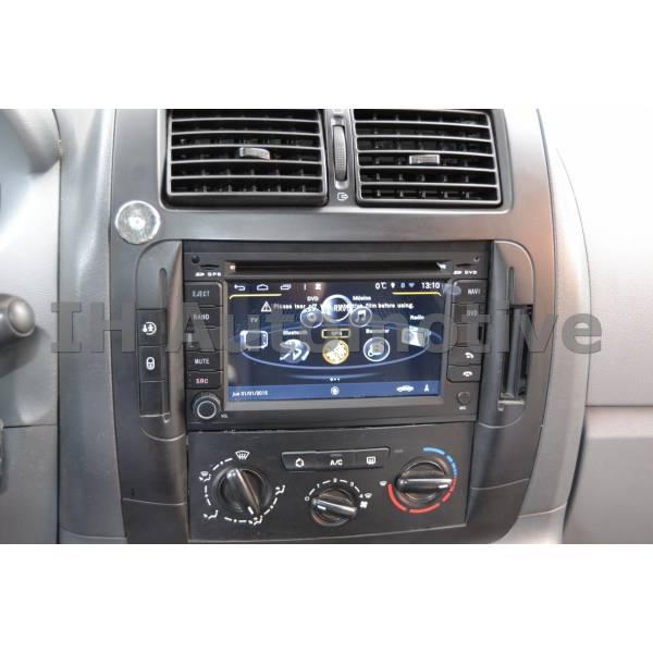 Sistema Navegación / Radio Gps para Jumpy / Expert / Scudo. Excellent 200 - IH Automotive