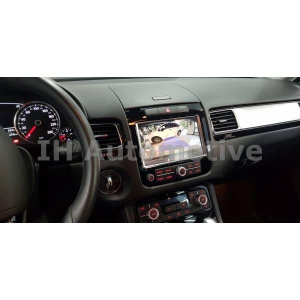 nterface video para cámaras de aparcamiento RNS850 VW Touareg - IH