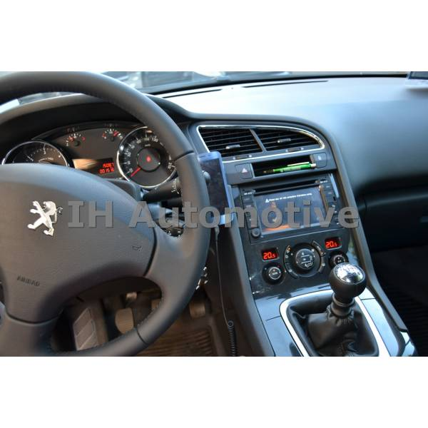 sistema de navegaci n radio gps para peugeot 3008 5008 excellent 200 ih automotive. Black Bedroom Furniture Sets. Home Design Ideas