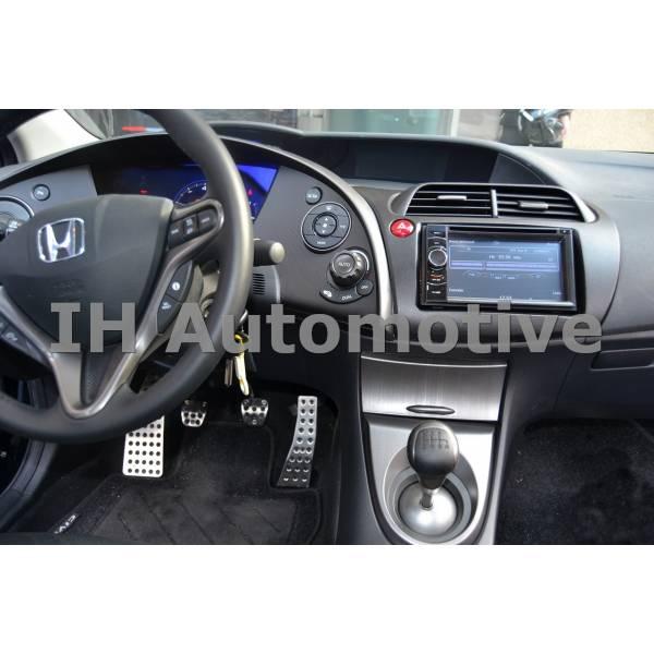 Kit 2din Radio Gps Adaption Para Honda Civic Viii