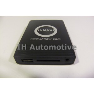 Interface multimedia USB/SD/AUX/IPOD para Peugeot RD4 (2004 en adelante)