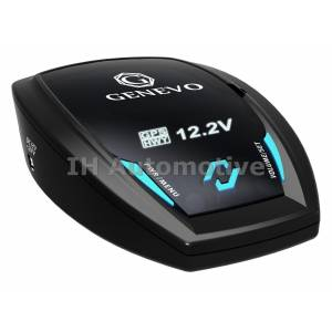 Avisador radar por GPS legal Genovo GPS+