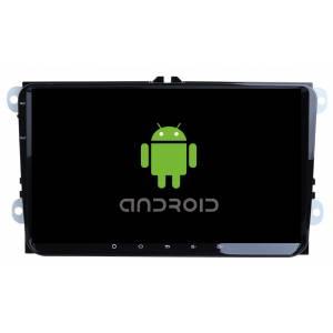 """Sistema Navegación / Radio Gps Android 9"""" Volkswagen"""