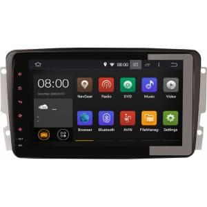 """Sistema Navegación / Radio Gps Android 8"""" Mercedes C W203 / CLK W209 / Vito / Viano"""