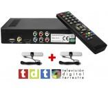 TDT BOX universal HD