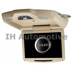 "Monitor DVD pantalla techo 11"". USB y SD."