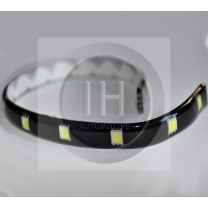 Tira flexible adhesiva LED smd 30cm 12 led