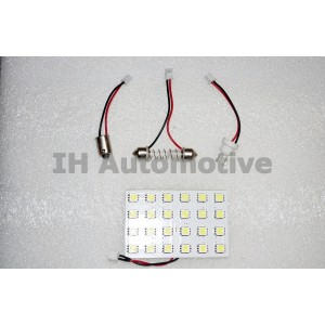 Panel 24 led smd multiconexiónv