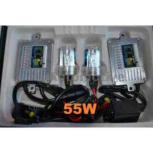 KIT xenon H4 simple 55W Slim