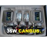 KIT xenon H3 35W. Tecnología Canbus