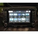 Sistema de Navegación / Radio Gps para Skoda
