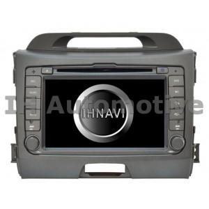 Sistema de Navegación / Radio Gps para Kia Sportage III. Excellent 100.