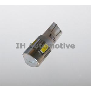 Bombilla led W5W / T10 con 6 smd 5630
