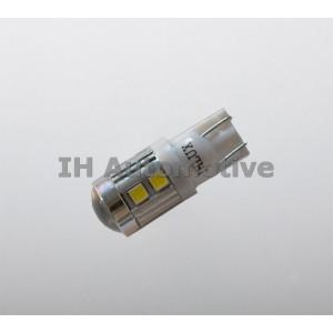 Bombilla led W5W / T10 con 10 led smd