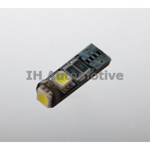 Bombilla led CANBUS W5W / T10 con 3 leds smd