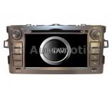 Sistema de Navegación / Radio Gps para Toyota Auris. Excellent